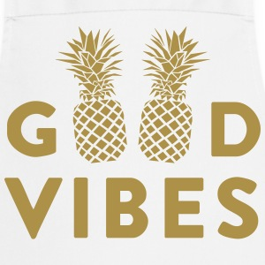 GOOD VIBES  Aprons - Cooking Apron