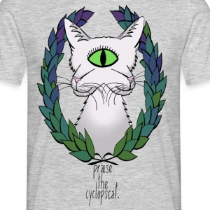 mutant-cyclops-cat T-Shirts - Männer T-Shirt
