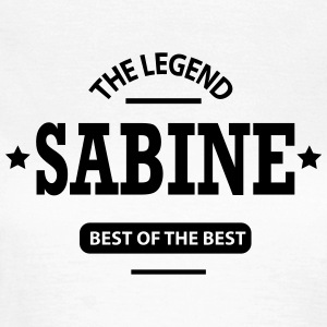 sabine T-Shirts - Frauen T-Shirt