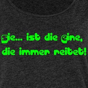 die_eine_die_immer_reitet