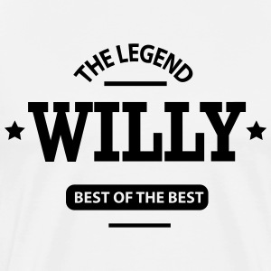 willy T-Shirts - Männer Premium T-Shirt