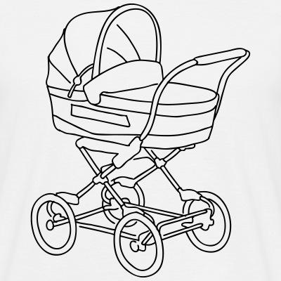 Kinderwagen baby Eltern