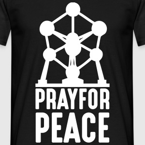 Pray For Peace - Männer T-Shirt