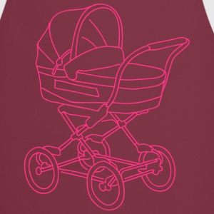 Baby stroller  Aprons - Cooking Apron