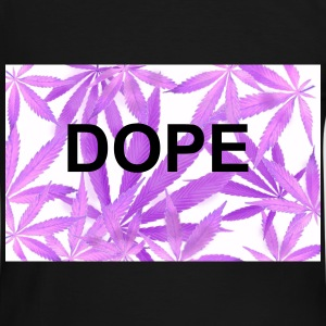 Purple Dope Shirt - Männer Kontrast-T-Shirt
