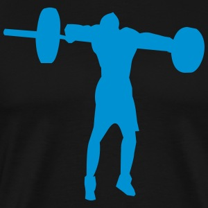 Weight Lifting - Musculation - T-shirt Premium Homme