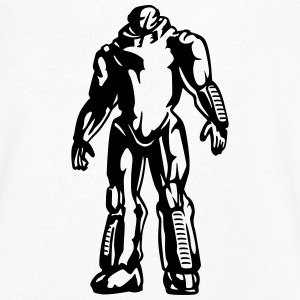 Robot T-Shirts - Men's V-Neck T-Shirt