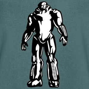 Robot geek T-Shirts - Men's V-Neck T-Shirt