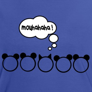 Mouhaha - T-shirt contraste Femme