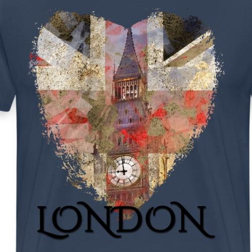 My heART beats for … London