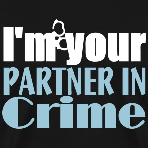 Partner In Crime - Männer Premium T-Shirt