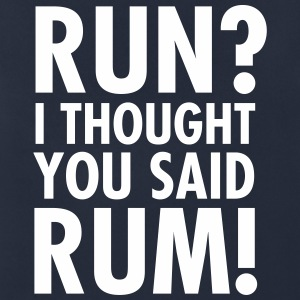Run? I Thought They Said Rum! Sportsklær - Pustende singlet for menn