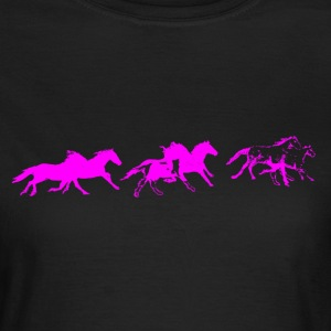 Mustangs - Frauen T-Shirt