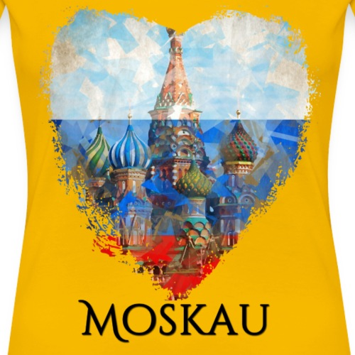 My heART  beats for … Moskau