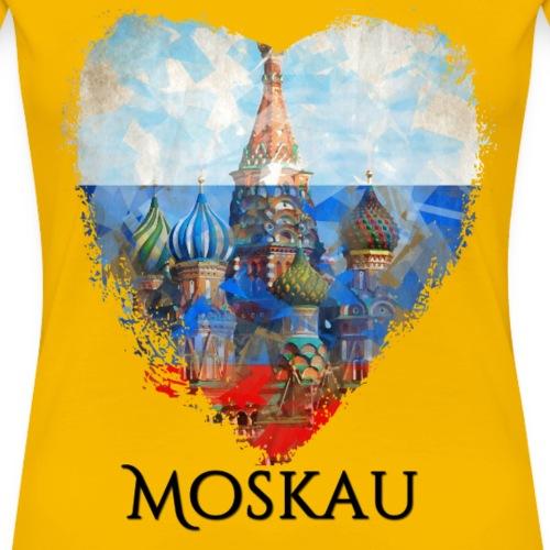 My heART  beats for … Moskau