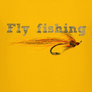 fly fishing T-Shirts - Teenager Premium T-Shirt