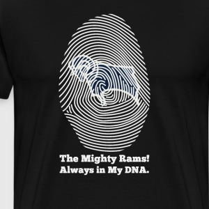 The Mighty Rams - Men's Premium T-Shirt