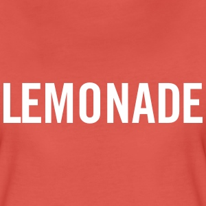 Lemonade T-Shirts - Women's Premium T-Shirt