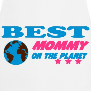 Best mommy on the planet Kookschorten - Keukenschort
