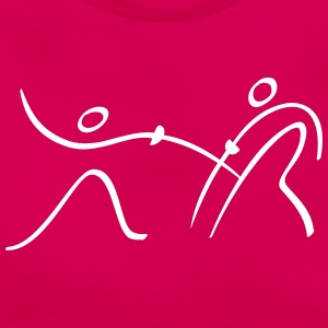 Fencing Pictogram T-Shirts - Women's T-Shirt