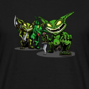 After Crisis Goblin Truppe - Männer T-Shirt