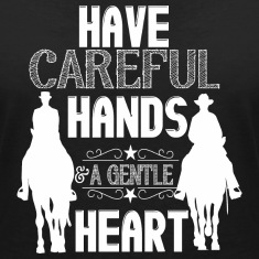 Have careful Hands  T-Shirts