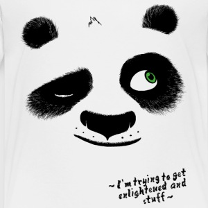 Kung Fu Panda 3 Po Enlightened Kids T-Shirt - Kids' Premium T-Shirt