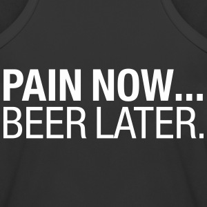 Pain Now - Beer Later Sports wear - Women's Breathable Tank Top