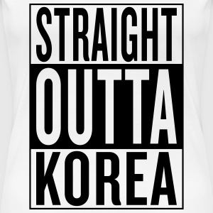 Korea T-Shirts - Frauen Premium T-Shirt