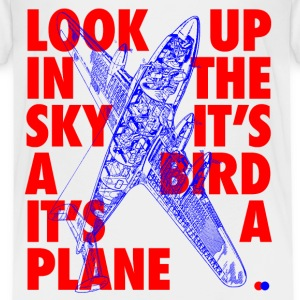 Look up in the sky T-Shirts - Kinder Premium T-Shirt
