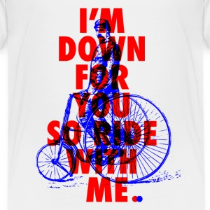 Ride with me T-Shirts - Kinder Premium T-Shirt