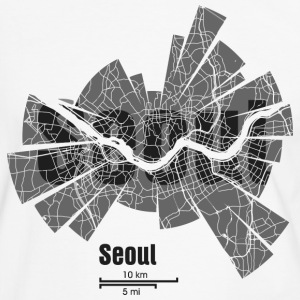 Seoul T-Shirts - Men's Ringer Shirt
