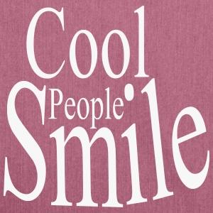 Cool People Smile