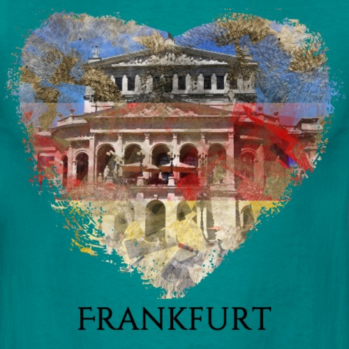 My heART  beats for … Frankfurt