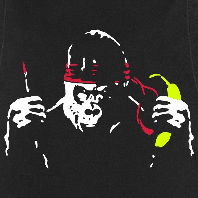 Ramborilla - Ape Chest Armor