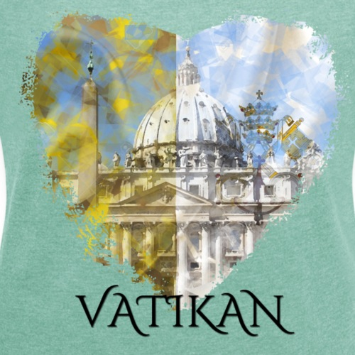 My heART  beats for … Vatikan