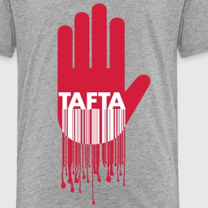 TAFTA - TTIP - EUROPE vs USA - T-shirt Premium Ado