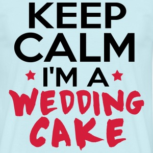 WEDDING CAKE 2 Tee shirts - T-shirt Homme