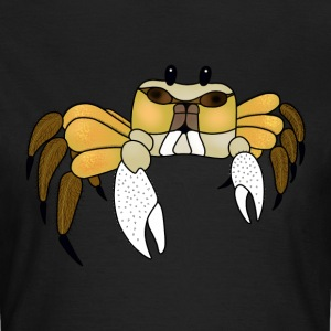 Yellow crab t-shirt for women - Women's T-Shirt