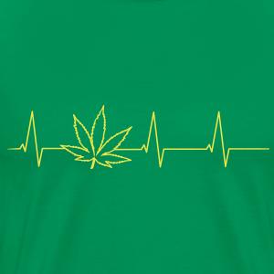 Herzschlag Cannabis