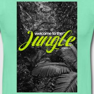 Welcome to the JUNGLE T-Shirts - Men's T-Shirt
