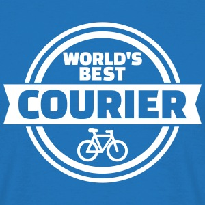 Best bike courier T-Shirts - Männer T-Shirt