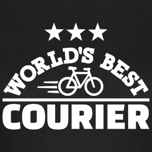 Best bike courier T-Shirts - Frauen T-Shirt