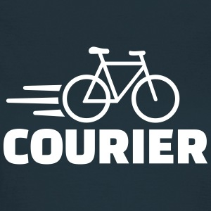 Bike courier T-Shirts - Frauen T-Shirt