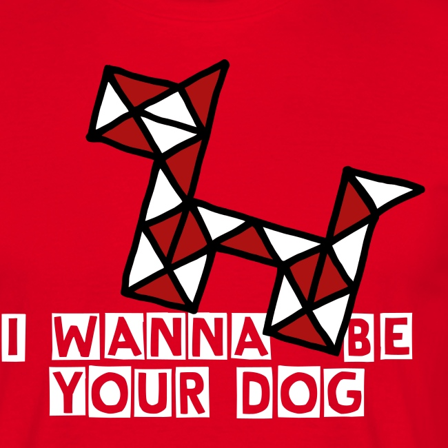 Twist   puzzle toy - i wanna be your dog