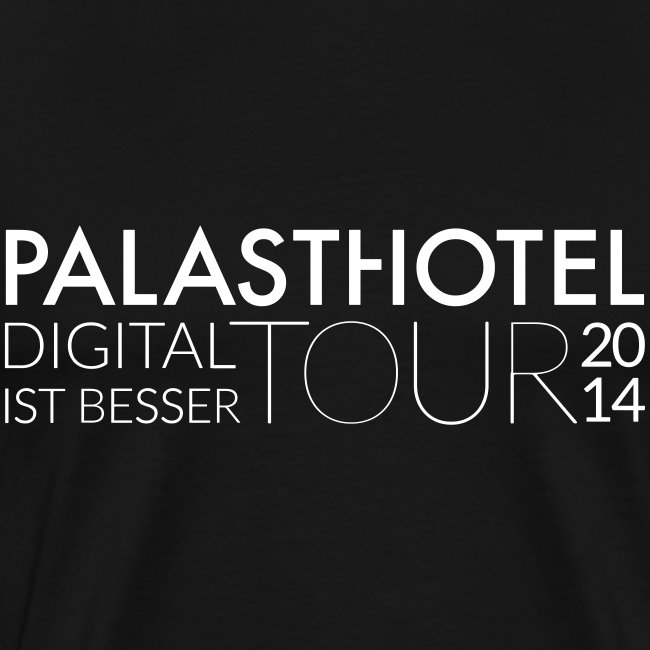 Palasthotel Relaunch Tour 2014