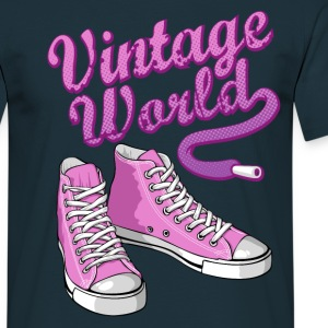 Vintage World - Men's T-Shirt