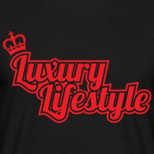 Luxury lifestyle t-shirt Brand New - Men's T-Shirt