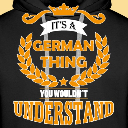 its a german thing