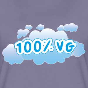 Vape Cloud 100% VG T-Shirts - Frauen Premium T-Shirt